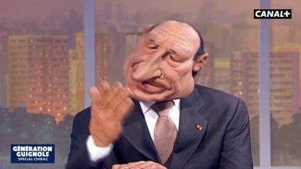 Chirac et son adoration pour les îles
