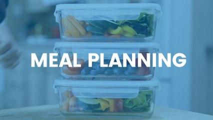 Nikki Metzger - Meal Planning