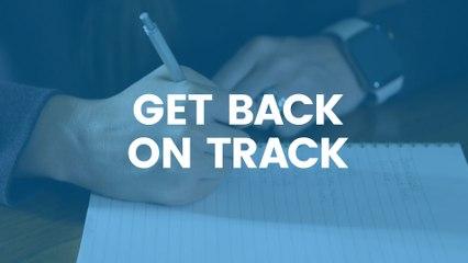 Nikki Metzger - Get Back on Track