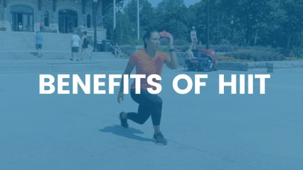 Camille DG - The Benefits of HIIT