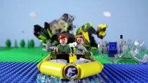 LEGO Jurassic World STOP MOTION LEGO Jurassic World: T-Rex vs Dino Mech - LEGO - Billy Bricks