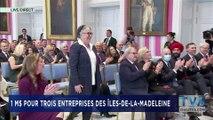 TVA Nouvelles 12h CHAU 13 Janvier 2020