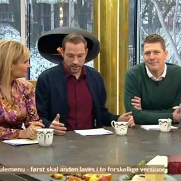 1|8 - Casper Sobczyk ~ Julemad ~ 24 December 2019 ~ Go Jul Danmark ~ TV2 Danmark