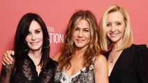 Jennifer Aniston rate les Critics' Choice Awards pour passer du temps avec ses amies de «Friends»