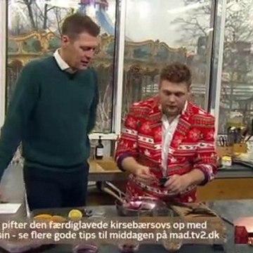 7|8 - Casper Sobczyk ~ Julemad ~ 24 December 2019 ~ Go Jul Danmark ~ TV2 Danmark