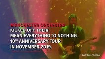 Tour Stop: Manchester Orchestra, Shania Twain, Dir En Grey