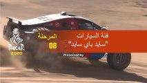 داكار 2020 - المرحلة 8 (Wadi Al-Dawasir / Wadi Al-Dawasir) - ملخص فئة السيارات  / سايد باي سايد
