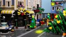 LEGO Ninjago Christmas Thief STOP MOTION LEGO Ninjago City Crook Chase- LEGO Ninjago - Billy Bricks
