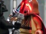 LEGO STAR WARS EpisodeⅣ Obi-Wan Kenobi vs Darth Vader