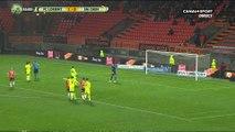 Ligue 2 - 20ème journée : Caen égalise sur penalty