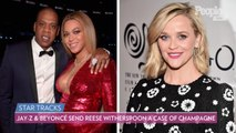 JAY-Z and Beyoncé Send Reese Witherspoon a Case of Champagne After Golden Globes Run-In
