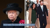 Prince Harry and Meghan Markle Announce Shocking Move to 'Step Back as Senior Members of Royal Family'