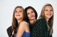Jennifer Aniston, Courteney Cox, and Lisa Kudrow Spent a Sunday Afternoon Together