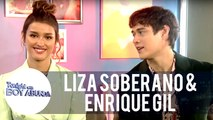 Enrique hopes for the world to see Liza's inner beauty | TWBA