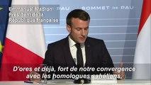 Sahel: Emmanuel Macron annonce l'envoi de 220 soldats supplémentaires pour renforcer la force Barkhane