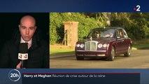 Royaume-Uni : la reine Elizabeth II affiche sa volonté d'apaisement