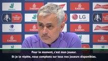 """Tottenham - Mourinho : """"Je connais l'avenir d'Eriksen"""""""