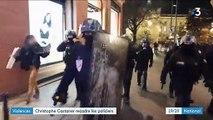 Violences policières : Castaner rappelle les forces de police à l'ordre