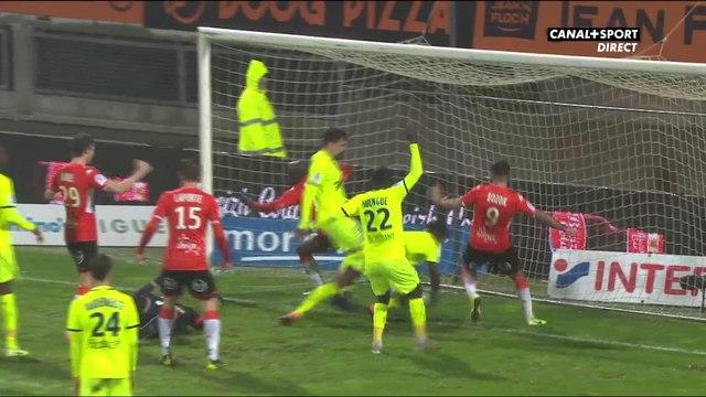 Ligue 2 - 20ème journée : Wissa redonne l'avantage à Lorient