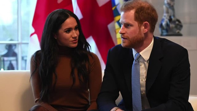 Queen agrees to let Prince Harry and Meghan go it alone
