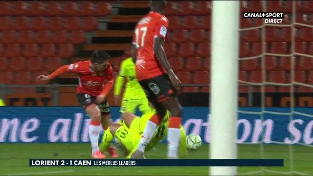 Ligue 2 - 20ème journée : Le résumé de Lorient / Caen