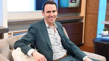 Watch 'America's Got Talent: The Champions' Star Oz Pearlman Blow the Minds of People Now Hosts