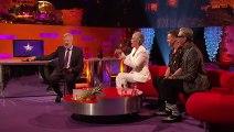 The Graham Norton Show S24E02 Rowan Atkinson, Jamie Lee Curtis, Gary Barlow, Jeff Goldblum #TheGrahamNortonShow