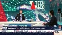 Start up & co: Mansa lève deux millions d'euros pour faciliter l'accès au crédit pour les indépendants - 13/01