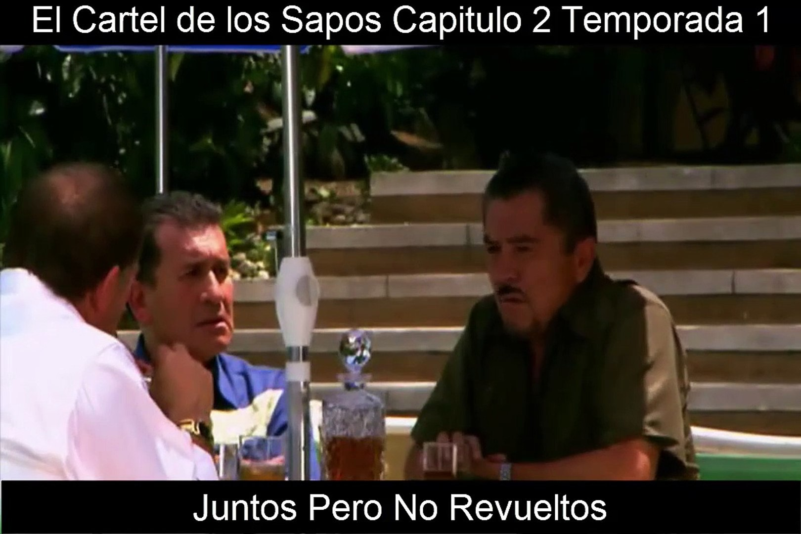 El Cartel De Los Sapos Capitulo 02 Temporada 1 Vídeo Dailymotion