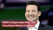 Tony Romo Is Getting Attractive Offers