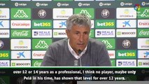 Messi has been the best for over a decade - Setien