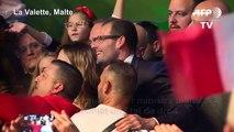 """Le nouveau Premier ministre maltais promet Etat de droit et continuité """"après la tempête"""""""
