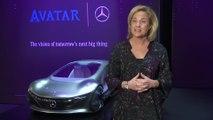 Mercedes-Benz auf der CES 2020 - Interview Britta Seeger