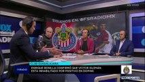 FOX Sports Radio: ¿Qué sucederá con Víctor Guzmán tras caso de dopaje?