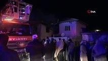 Niğde'de yangın: 4 ölü 3 yaralı