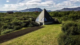 You Can Rent Iceland's Pyramid On Airbnb