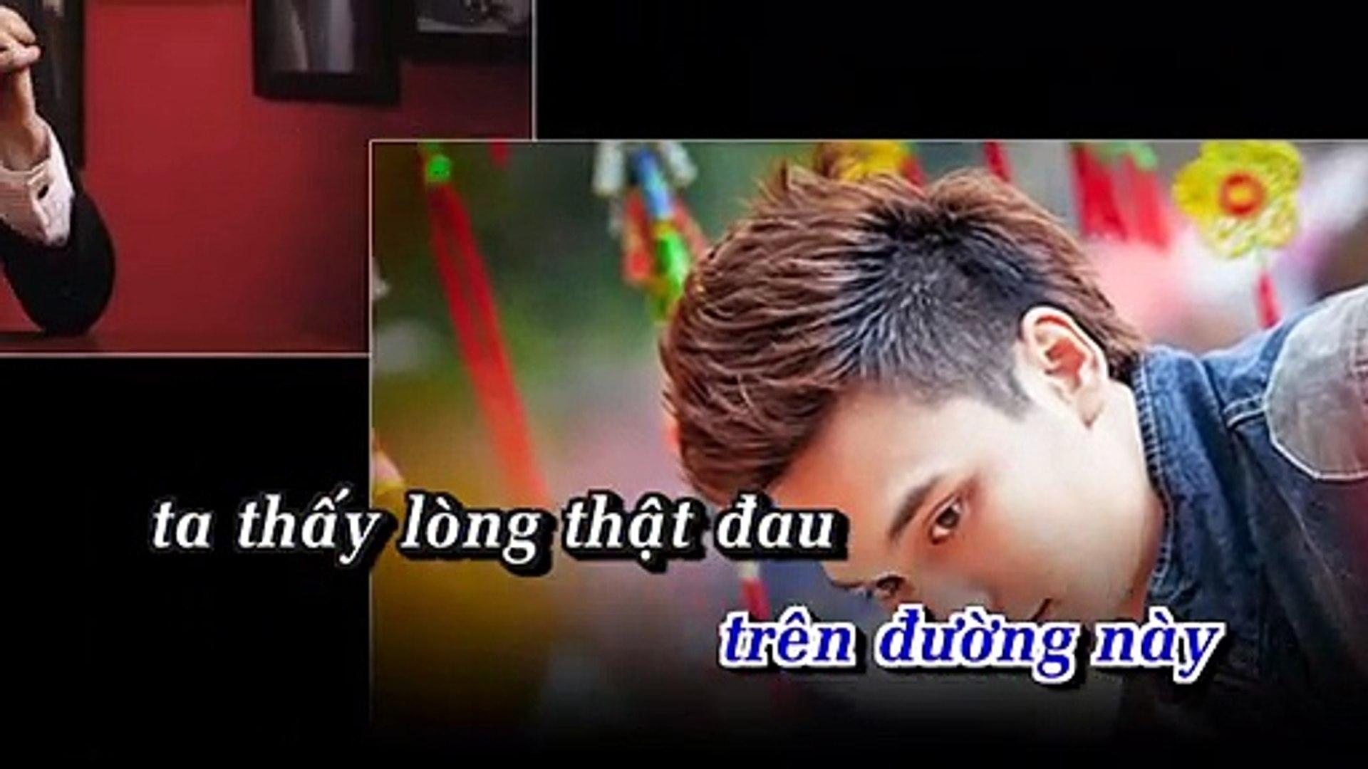 [Karaoke] Anh Quên Mình Đã Chia Tay - Khắc Việt [Beat]