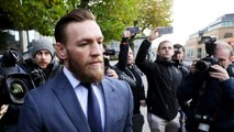 Conor McGregor Breaks Silence Over Sexual Assault Allegations