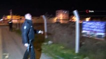 Adana'da bankaya giren hırsız polisten kaçamadı