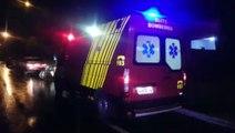 Motociclista sofre queda e é socorrido no Bairro Santa Cruz