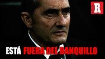 Quique Setién relevará a Valverde en el banquillo del Barcelona