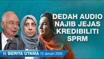 Berita TMI: Dedah audio jejas kredibiliti SPRM; Dr Mahathir perlu tetap tarikh berundur