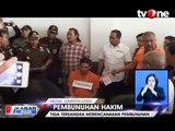 Polisi Gelar Rekonstruksi Pembunuhan Hakim dalam Empat Tahap