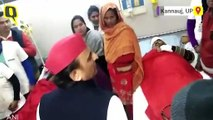 """""""You Could Be From RSS, BJP"""": Akhilesh Yadav Asks Doctor To Leave Ward"""