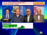 Budget 2020: Expect government to treat auto industry as a champion industry, says Maruti Suzuki