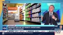 Culture Geek: Walmart déploie des robots-inventaires dans 1 000 magasins, par Frédéric Simottel - 14/01