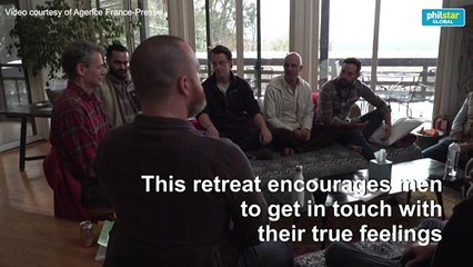 A new brotherhood: men's groups provide a safe space to talk and be heard