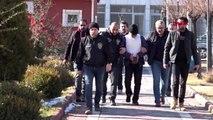 Isparta'da, ablası ile uzman çavuş eniştesini öldüren polis adliyede