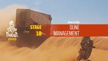 Dakar 2020 - Étape 10 / Stage 10 - Dune management