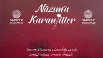 Nazım Hikmet Türkiye'ye veda ettiği Tarabya rıhtımında anıldı